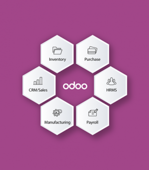Solution ERP <br/>Odoo